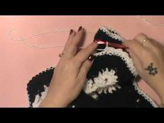 """Snowflake Afghan""- Border & Final Look Crochet Classes, Crochet Videos, Crochet Projects, Crochet Tutorials, Crochet Afghans, Crochet Squares, Christmas Crochet Blanket, Christmas Afghan, Crochet Box Stitch"