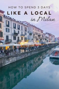 Milano was my third stop on an eight city, five week, trip around Italy. As a digital nomad, I not only enjoy balancing my time traveling between heavy touring and light touring – but it also becomes a necessity as,...