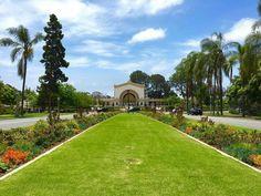 Speckles organ pavillion, Balboa Park, San Diego, CA 2016