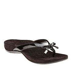 Vionic with Orthaheel Technology Women's Bella II Thong Sandals :: Casual Sandals :: Shop now with FootSmart