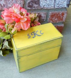 lilac memory box soft lavender over gold shabby chic small wood rh pinterest com simply shabby chic recipe box