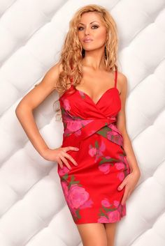 Rochie Magic Miracle Red