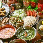 ネパール&インドレストランManakamana ナマカマナ