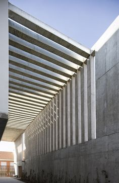 Gallery of Cultural Centre and Music School / Alberich-Rodríguez Arquitectos - 13