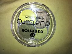 Essence Quattro green eyeshadow palette - never been used $3