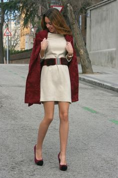 Miss Peacock Blog By Piluca: Angel Schlesser Dress