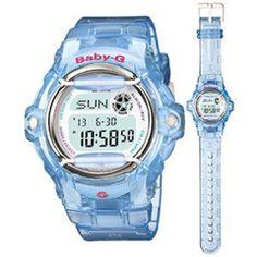 Casio Baby-G Puppy's Lady's watch BG-169PP-2JF $106