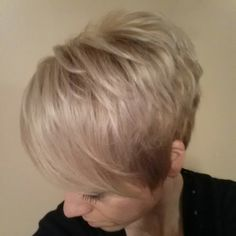 My hair November 6th