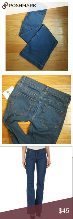 "Free People Stretchy Flare Jeans NWT ""Dallas"" wash flare jeans. 33"" inseam - mid rise (sits a bit above your hips) Super stretchy so it'll hug all the right curves! 53% Cotton/23% Rayon/22% polyester/2% spandex. Free People Jeans Flare & Wide Leg"