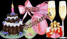 Feliz Cumpleaños brindis