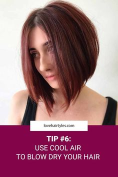 If You Have To Blow Dry Your Hair, Use The Coolest Setting ❤ We have helpful tips on how to get straight hair without heat or chemicals that damage your hair. There is no need to use a flat iron anymore. #howtogetstraighthair #lovehairstyles #hair #hairstyles #haircuts Curly Hair Styles, Natural Hair Styles, Hair Without Heat, Straight Hairstyles, Hairstyles Haircuts, Blow Dry, Flat Iron, Look Chic, Hair Type
