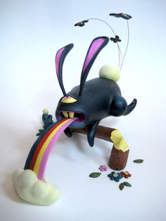 Another awesome sculpture by  Kelly Denato  http://www.flickr.com/photos/kdenato