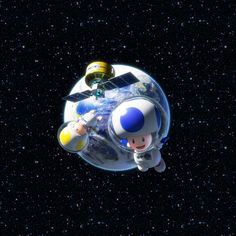 These two Toads are also appearing in Mario Kart They appear in outer space, and the planet of Mario, mostly known as Mushroom World is seen far away. Mario Kart 8 - Blue and Yellow Toads Super Mario Brothers, Super Mario Bros, Super Heros, Mario Kart 8, Game Logo, Cartoon Shows, Video Game Art, Toad, Wii U