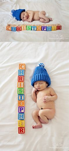 baby with blocks #cute #baby #ideas