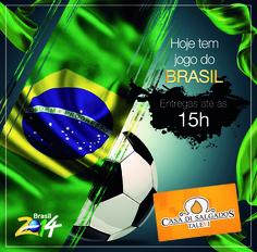 Banner rede social Facebook - Horário COPA do Mundo