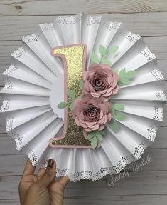 Items similar to Minnie Mouse Floral Inspired, Minnie Mouse backdrop, Paper fans, Photoshoot props, Minnie Mouse rosettes on Etsy Minnie Mouse Decorations, Paper Fan Decorations, Minnie Mouse Party, Paper Flowers Craft, Flower Crafts, Paper Crafts, Diy Birthday Banner, Birthday Party Decorations, Paper Fans
