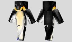 Penguin Skin para Minecraft