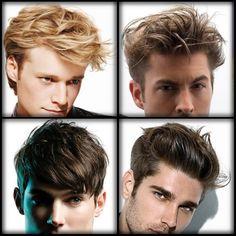 Classy Gents Hair Styles