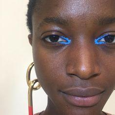 "122 Likes, 1 Comments - Daniel Sallstrom (@daniel_s_makeup) on Instagram: ""@solacelondon SS18 NYFW makeup test #danielsallstrom"""