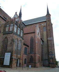 St-Georgen Kirche - Wismar