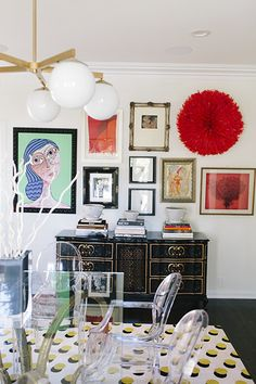 Amazing Accent - Is Red The New Millennial Pink - Photos