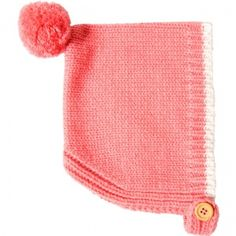 Forest folk knitted hat