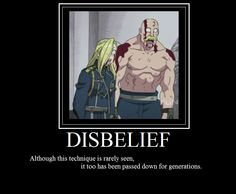 Dear lord this picture, its basically me coming out of finals FMA Armstrong by KururuLikesCurry on deviantART