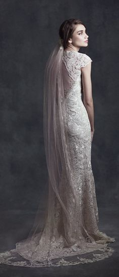 Claire Pettibone 2015 Bridal Collection