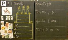 11. týden Chalkboard Quotes, Art Quotes, Activities, School