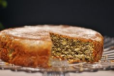 My Melbourne Thermomix: Cakes and Sweet Treats Poppy Seed Cake, Cooking Recipes, Healthy Recipes, Banana Bread, Melbourne, Sweet Treats, Cakes, Sweet Stuff, Desserts