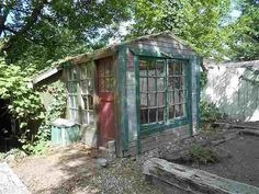 10th Ave, potting shed