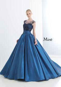 Color dress NO.160388 | ウェディングドレスレンタル 東京・横浜の貸衣装「モード・マリエ」