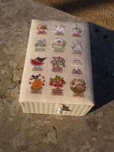 .This blog shows just a little brodery on lots of everyday things. So pretty.