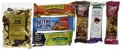 Healthy Bar Snack Mix  Sweet  Salty 50 Granola Bar Bundle  Special K Kashi Nature Valley  Bonus Guy  Gal Energy Mix *** Check this awesome product by going to the link at the image.Note:It is affiliate link to Amazon.