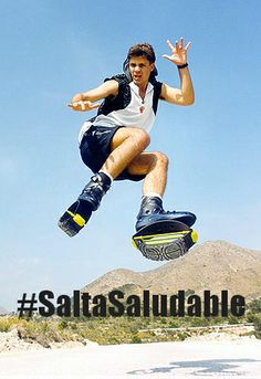 A lograr una mejor calidad de vida salto a salto con Kangoo Jumps #SaltaSaludable