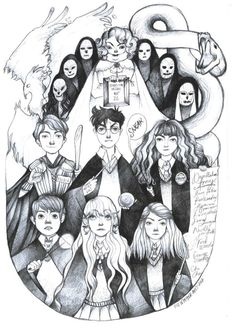 Harry Potter and the Order of the Phoenix Original Pencil