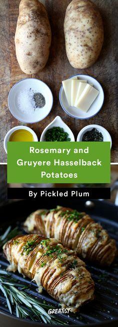 Rosemary and Gruyere