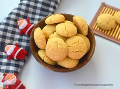 Ghee biscuits are very commonly seen in road side tea shops .If you happen to travel in the suburban trains in Chennai you would have ne. Cooking With Ghee, Cookie Recipes, Snack Recipes, Snacks, Whole Wheat Biscuits, Making Ghee, Indian Sweets, Food Website, Healthy Cookies