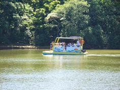 JORNAL REGIONAL EXPRESS: Parque do Ingá ganha Trem Náutico