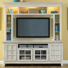 Gothic Cabinet Craft - Pelagos 3 Entertainment Center, $1,459.00 (http://www.gothiccabinetcraft.com/pelagos-3-entertainment-center/)