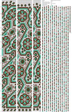 20 around tubular bead crochet rope pattern Crochet Bracelet Pattern, Loom Bracelet Patterns, Crochet Beaded Bracelets, Bead Crochet Patterns, Bead Crochet Rope, Seed Bead Patterns, Bead Loom Bracelets, Peyote Beading Patterns, Beaded Jewelry Patterns