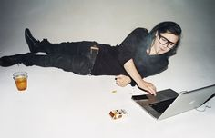 Skrillex: people always hate on him by saying he only plays one sound but after seeing his two sets at The O2 in London, that assumption is just ignorance from people who think they know music. He can kill it at any level of the electronic spectrum.