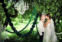 гигантские бусы для свадьбы - Поиск в Google