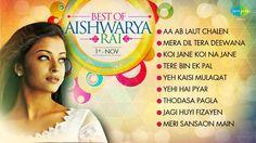 Best Songs Of Aishwarya Rai - Top 10 Hits - Bollywood Songs  OMG