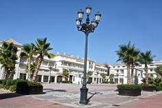 Plaza Espana, Nerja town Centre Centre, Mansions, Street, House Styles, Home Decor, Decoration Home, Room Decor, Fancy Houses, Walkway
