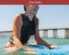 Con la nuova tecnologia #WetForce dei solari #Shiseido il divertimento in spiaggia è non-stop! http://bit.ly/SolariWetForce