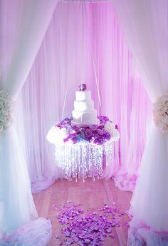 Purple Wedding Ideas - Radiant Orchid Inspiration Shoot