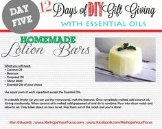 12 days of gift giving :: Day Five