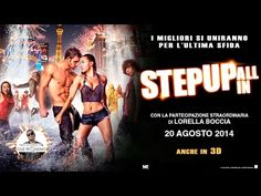 STEP UP ALL IN - Trailer Italiano [HD]