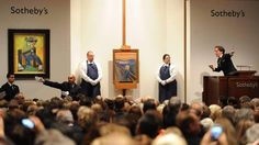 Munch's The Scream Sale at Sotheby's